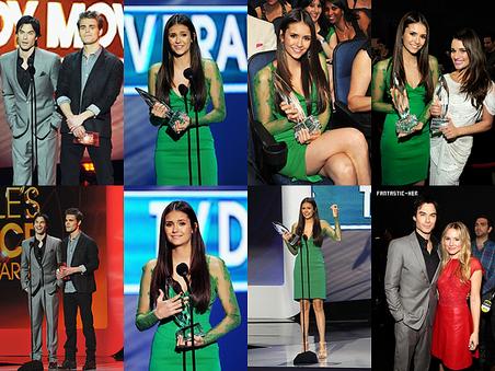 Nos acteurs Nominés aux Award !