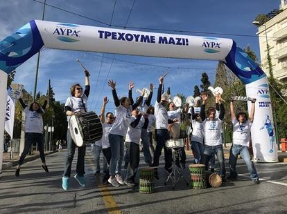 """""""Τρέξαμε Μαζί"""": Τα highlights του 34ου Μαραθωνίου"""