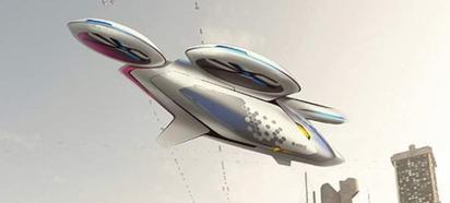 Τεχνολογία: Ιπτάμενο όχημα ενός ατόμου ετοιμάζει η Airbus  Πηγή: Τεχνολογία: Ιπτάμενο όχημα ενός ατόμου ετοιμάζει η Airbus