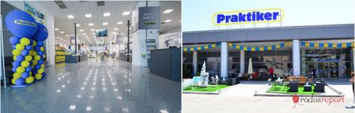 Επεκτείνεται το δίκτυο καταστημάτων της Praktiker Hellas