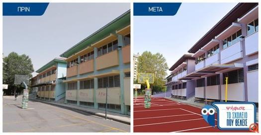«Το Σχολείο που θέλεις» από την Coca-Cola Τρία Έψιλον το φετινό καλοκαίρι