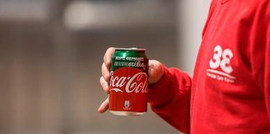 Αυξημένα κατά 36,9% τα κέρδη της Coca-Cola HBC