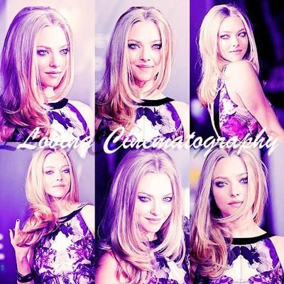 Article #28  ~ Amanda Seyfried. NewsLetter. | Blog Perso | Pub. ♥