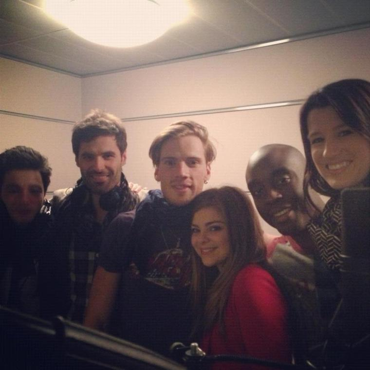 N'oubliez pas que ce soir à 20h45, Dumè passe sur France 2 avec la troupe de Robin Des Bois dans une émission spéciale Céline Dion !