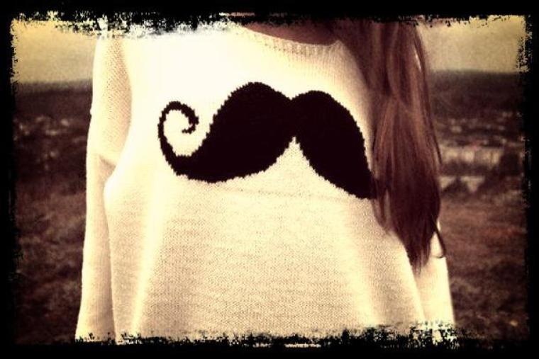 Que pensez-vous .... de la mode Moustache ?