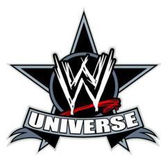 MON Univers de la WWE : vous les gars !