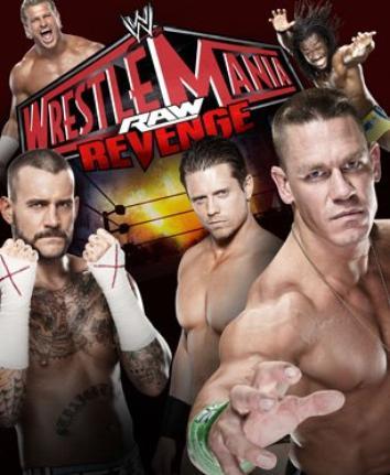 Wrestle Mania Raw Revenge Tour - 24 avril 2013 - Liège