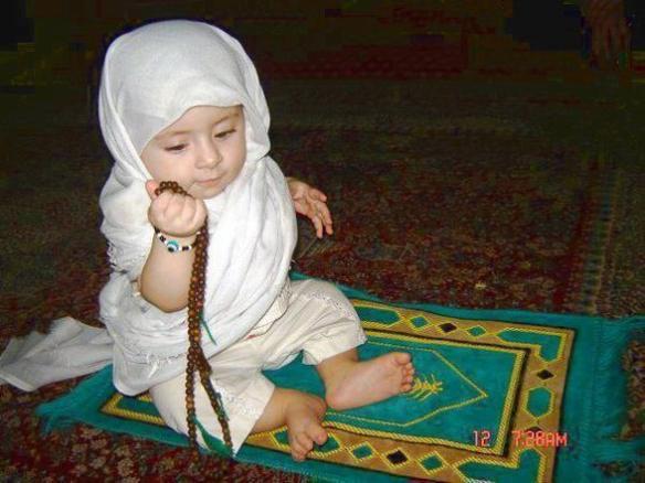 Musulman et fière de léttre =P