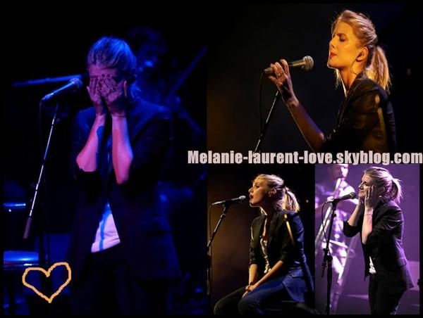 Le Mercredi 15 Juin 2011, En concert à la Cigale de Paris! + Nouveautés!!!