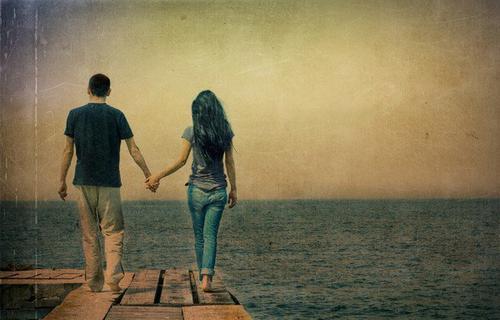 Viens, on va voir jusqu'où l'amour peut nous amener  .