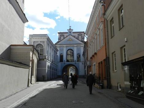 Visite à Vilnius (Mars 2012)