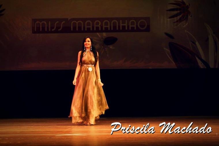 PRISCILA MACHADO - CANDIDATA A MISS MARANHAO 2013