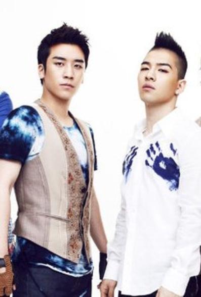 Taeyang & seung Ri