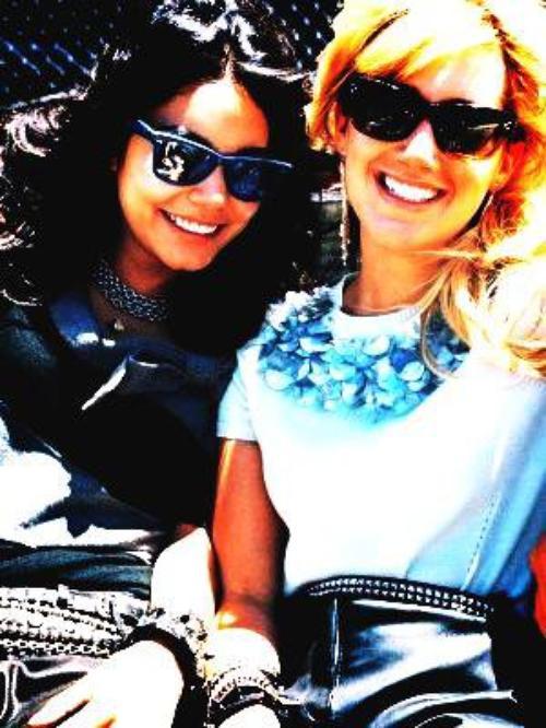 Vanessa Hudgens et Ashley Tisdale bientôt réunies pour un film