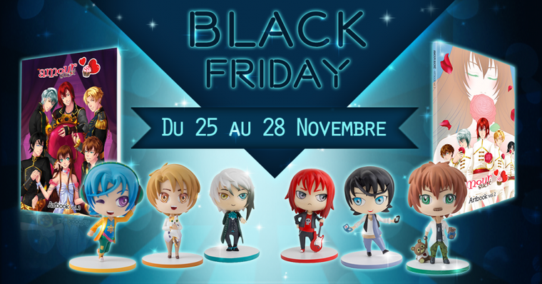 Black week-end !