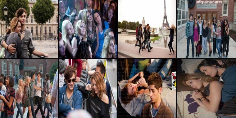 Miley dans LOL