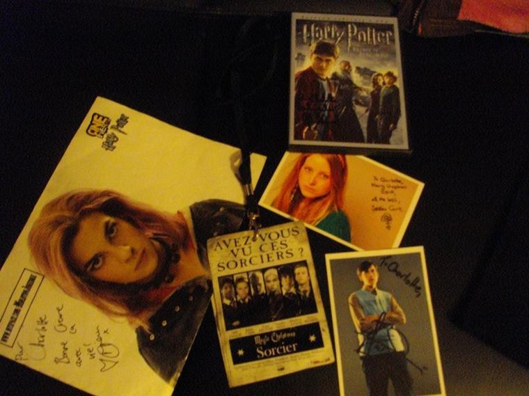 Harry Potter : les rencontres  ϟ