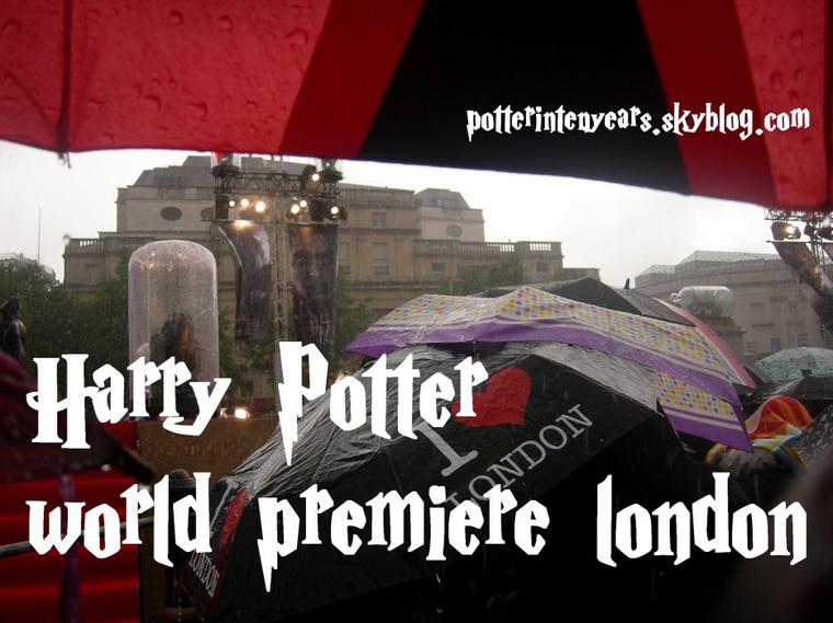 The End of the End ϟ ( Harry Potter & the deathy Hollows premiere !
