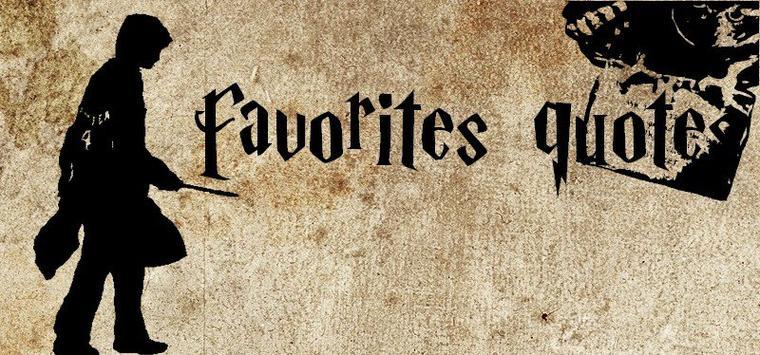 citations favorites
