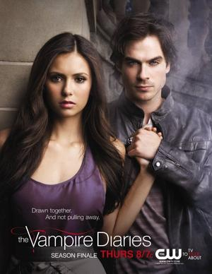 Présentation et résumé des quatre saisons de the vampire diaries