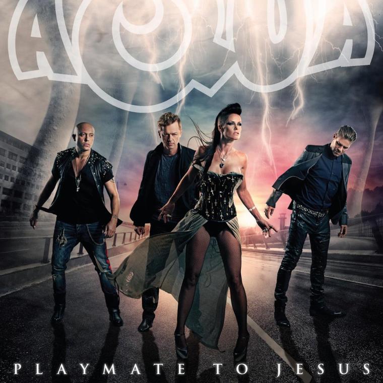 Megalomania / Playmate to Jesus (2011)