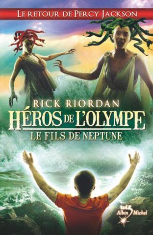 Héros de l'Olympe - Le fils de Neptune