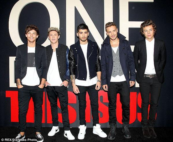 One direction <3 <3 <3 Love You