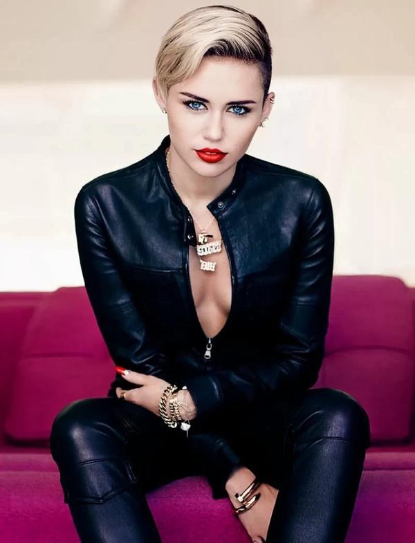 Miley Cyrus Belle Gosse