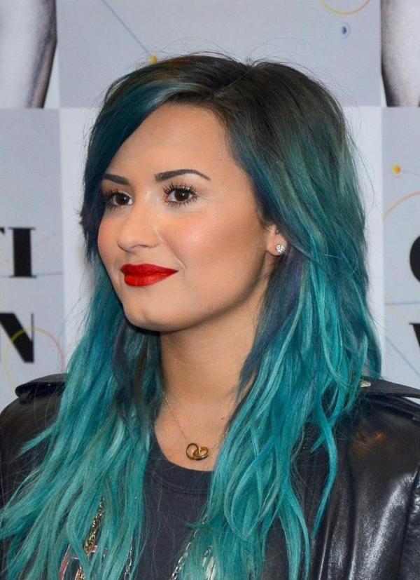 Demi Lovato Hairs