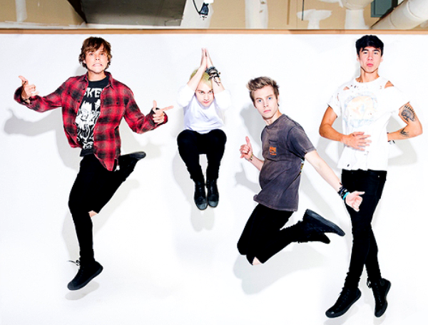 5 Second Of Summer : Photoshoot