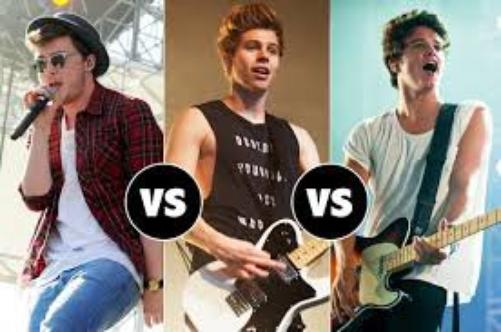 5 Second Of Summer , The Vamps , Rixton : new groups they can dethrone the One Direction