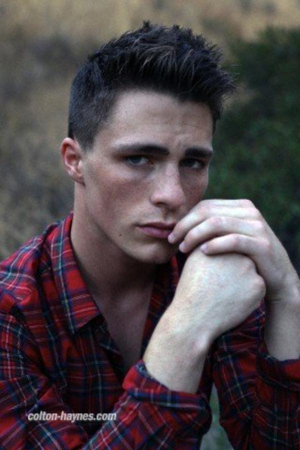 Colton Haynes Photoshoot