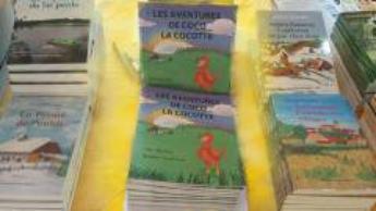 Les aventures de coco la petite cocotte