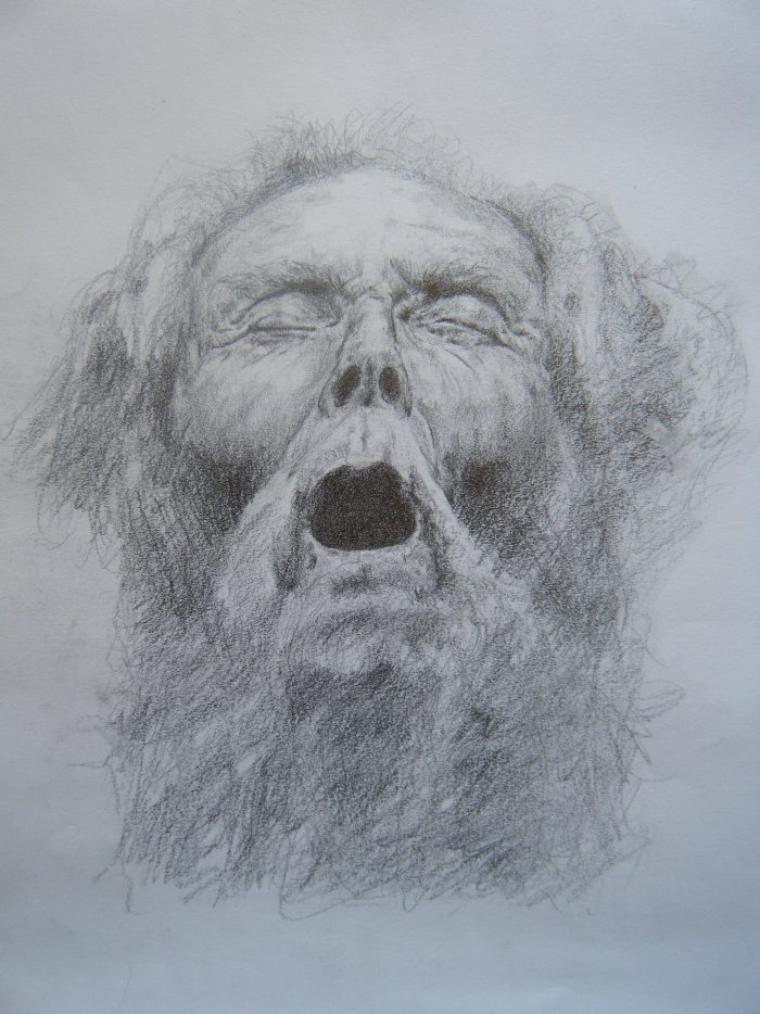 Crayon papier