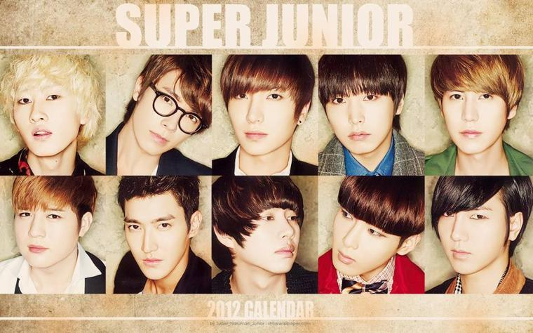 SuJu en force !!
