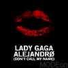 Lady Gaga - Alejandro (édition deluxe)