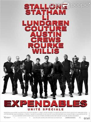 The expendables.