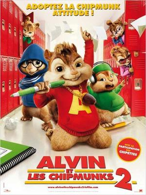 Alvin et les chipmunks  2.