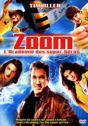 Zoom l'académie des super-héros.