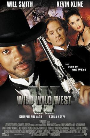 Wild wild west.