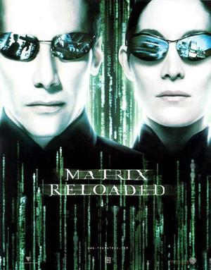 Matrix reloaded.