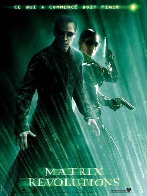Matrix revolutions.