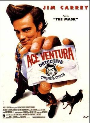 Ace Ventura :  détective chiens & chats.