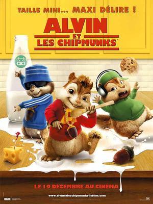 Alvin et les chipmunks.