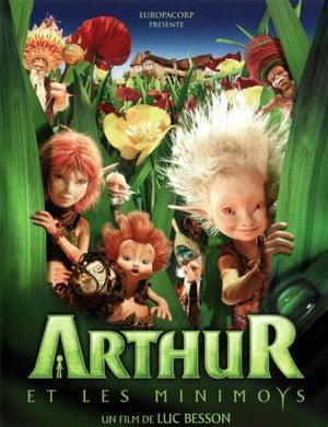 Arthur et les minimoys.