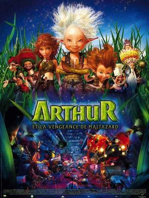 Arthur et la vengeance de Maltazard.