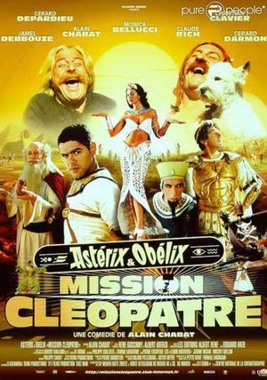 Astérix et Obélix : Mission Cléopâtre.