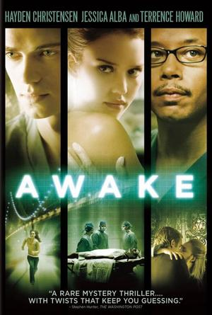Awake.