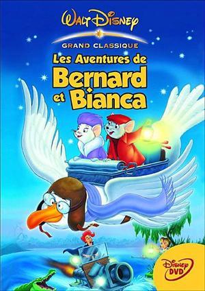 Bernard et Bianca.