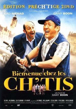 Bienvenue chez les Ch'tis.